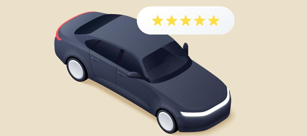Водитель сменил таксопарк